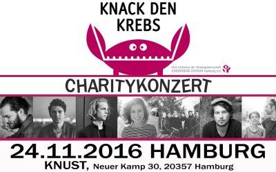 Die Künstler für den 24.11. stehen fest!