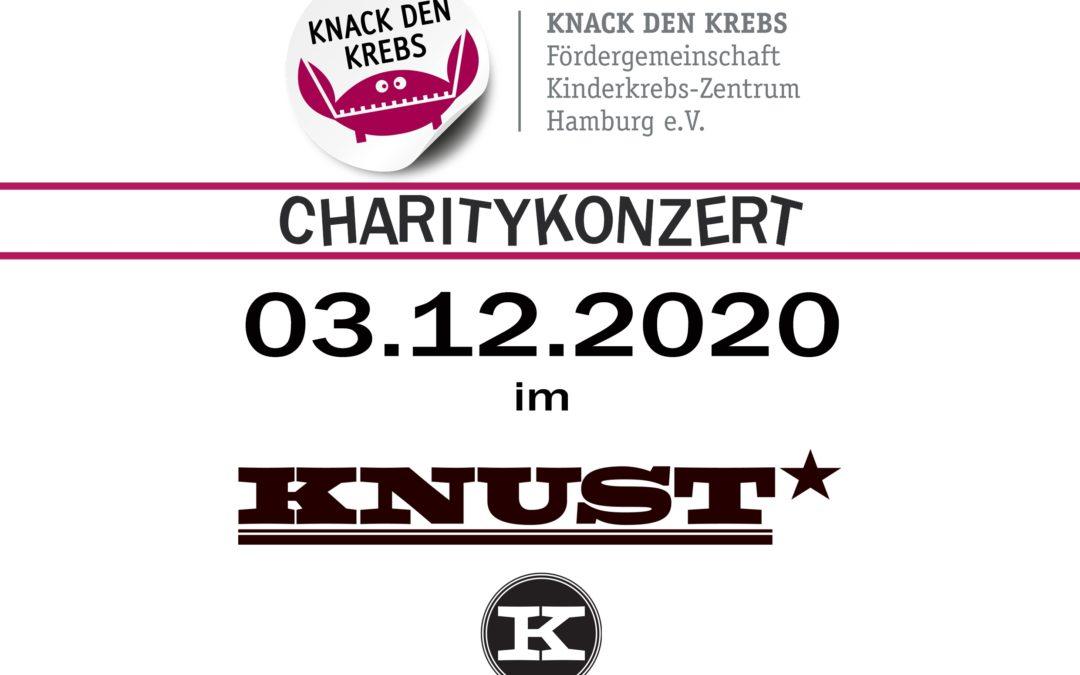 Charitykonzert vom 28.05. verschoben